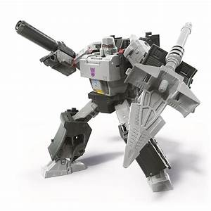 Transformers  Earthrise Voyager Class Megatron