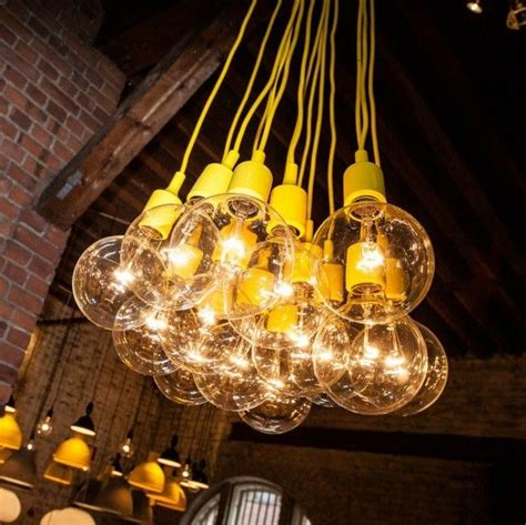 hanging light modern decorative led bulb pendant light bar table multicolour ls fancy light