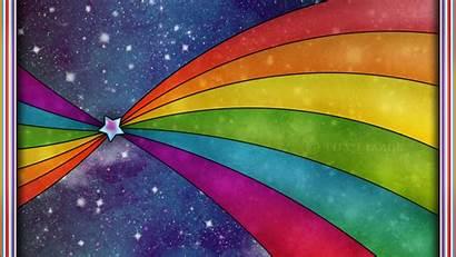 Rainbow 1080p Colorful Vector Wallpapers Background Desktop
