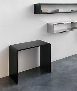 Console 20 Cm : console solitaire bureau l 87 x prof 42 x h 74 cm ~ Teatrodelosmanantiales.com Idées de Décoration