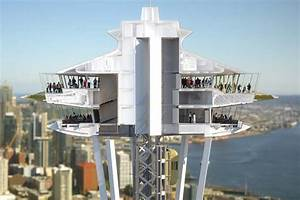 Space Needle's Renovation Project Begins | Architect ...
