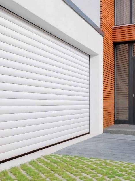 porte de garage isolante porte de garage enroulable isolante
