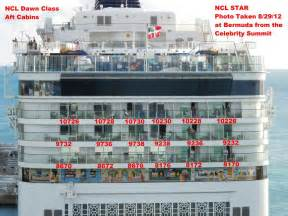 Getaway Deck Plans 12 by Ncl Aft Cabins Cruise Critic Message Board Forums