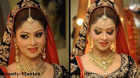 indian wedding makeup   beautiful bride youtube
