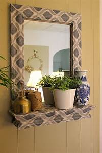 Mirrors with mirror frames diy bathroom frame