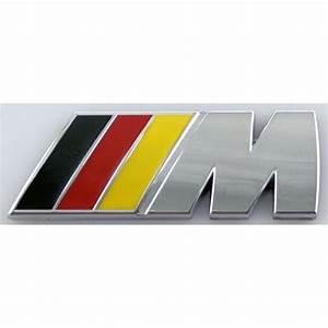 Logo M Bmw : logo bmw motorsport m jaune rouge noir achat vente ~ Dallasstarsshop.com Idées de Décoration
