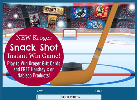 New Kroger Spin To Win Game!
