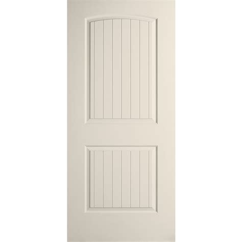 interior doors lowes reliabilt 2 panel santafe interior single prehung door