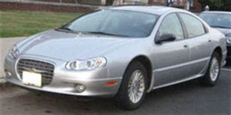 2004 Chrysler Concorde Problems by 2004 Chrysler Concorde Reviews And Owner Comments