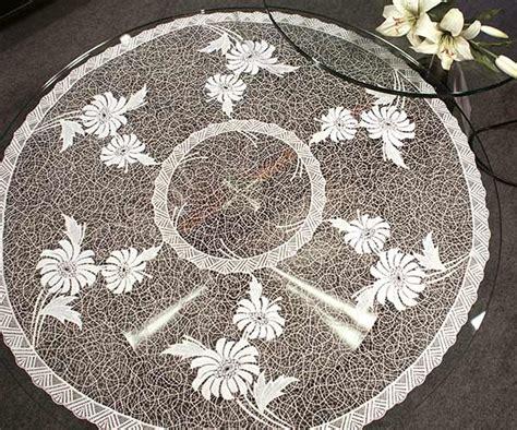 tischdecke rund modern moderne runde tischdecken plauener spitze tischdecken im modernen design im onlineshop g 252 nstig