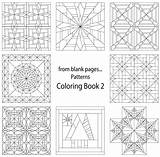 Coloring Pages Blank Quilt Pattern Printable Quilting Cats Creative Crazy Patterns Colouring Sheets Templates Template Craftdrawer Balance Crafts Extreme Fromblankpages sketch template
