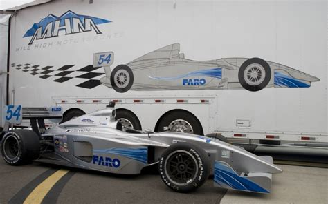 pro formula mazda gilbert engineering