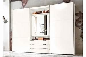 Armoire Porte Miroir : armoire dressing portes coulissantes et miroir ~ Teatrodelosmanantiales.com Idées de Décoration