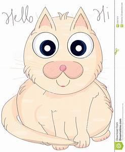 Cat Face_eps Stock Image - Image: 37617371