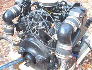 Details About Mercury Mercruiser Gm V6 Mcm 262 C I  Motor