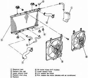 Nissan Sentra B13 V16 Con Motor Ga16ds Sobre El Sistema De