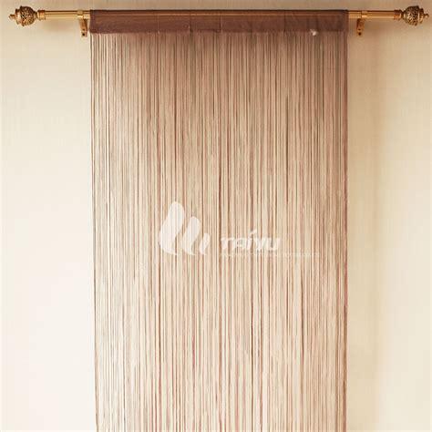 gordijn panelen snaar gordijn paneel extralegale tassle raam deur vliegen