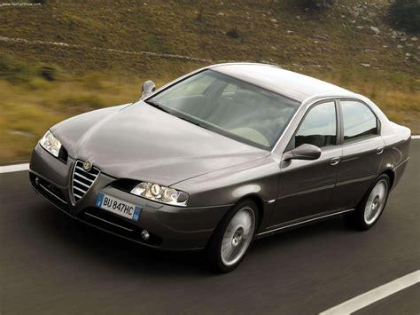 2004 Alfa Romeo 166 Photos, Informations, Articles