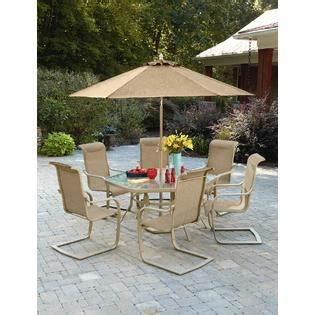 Essential Garden Patio Furniture essential garden eastwood hexagon granite umbrella base