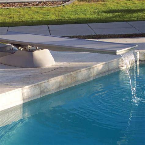 diving board pool warehouse interfab diving board