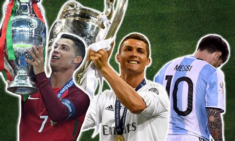 who s betten 7 reasons why cristiano ronaldo is better than lionel messi