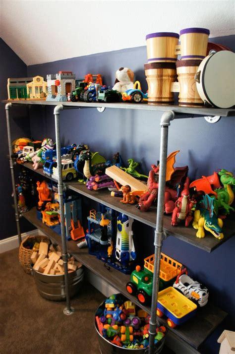 cool kids toy shelf ideas kidsomania