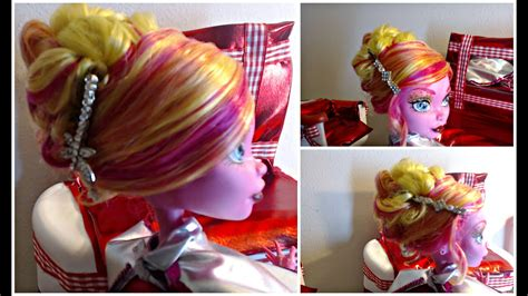 Cute Dolls And Girls Hairstyles
