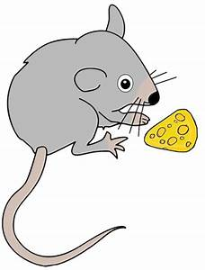 Simple Mouse Cartoon