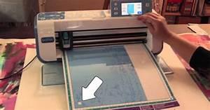 Scanncut  Cutting A Plastic Stencil
