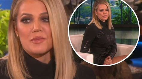 Khloe Kardashian hits back at claims she's lost too much ...