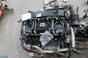 Engine Diesel  4x4q6007ca  - Jaguar X-type