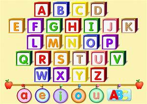 alphabet esl resources With kids abc letters