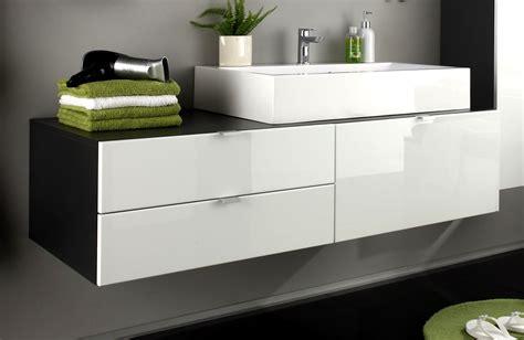 Moderne Badezimmermöbel Grau by Badezimmer Badm 246 Bel Set 3 Teilig Wei 223 Hochglanz