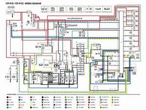 Yamaha Virago 535 Wiring Diagram 1987 Throughout