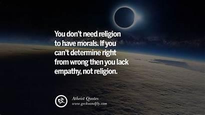 Quotes Atheist God Religion Funny Religious Don
