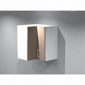 Meuble Haut Cuisine But : meuble haut d 39 angle pour cuisine ~ Dailycaller-alerts.com Idées de Décoration