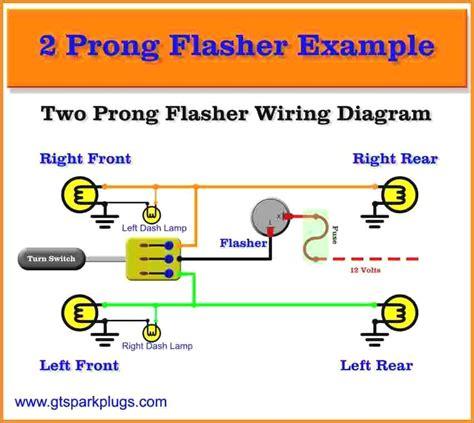 turn signal relay wiring diagram kanvamath org