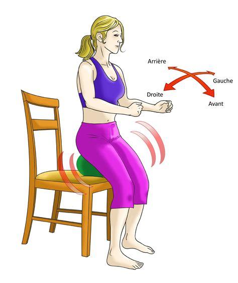 exercice chaise équitation santesportmagazine