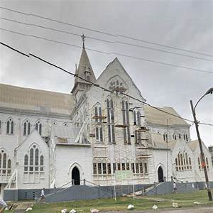St. George's Cathedral, Georgetown in Georgetown, Guyana ...