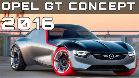 Opel Gt Price by 2016 Opel Gt Concept Review Rendered Price Specs Release