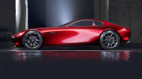 mazda rx  previewed  rx vision rotary concept