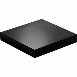 Leroy Merlin Etagere Murale : etag re murale noir noir n 0 spaceo x cm ep ~ Voncanada.com Idées de Décoration