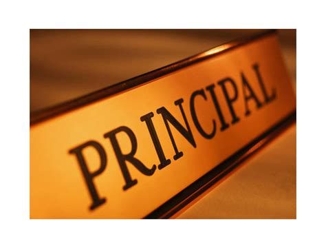 Principal's Report - Henry W. Moore School