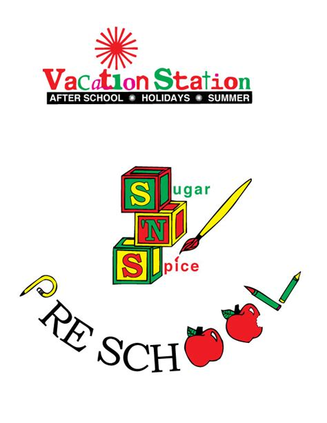 child care centers and preschools in lafayette la 722 | logo SUGAR N SPICE PRE SCHOOL [Converted]