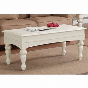 vanilla wasatch coffee table overstockcom shopping With best deals on coffee tables