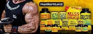 Pharmafreak Anabolic Sleep Stack Review Of Gh Freak  U0026 Test Freak
