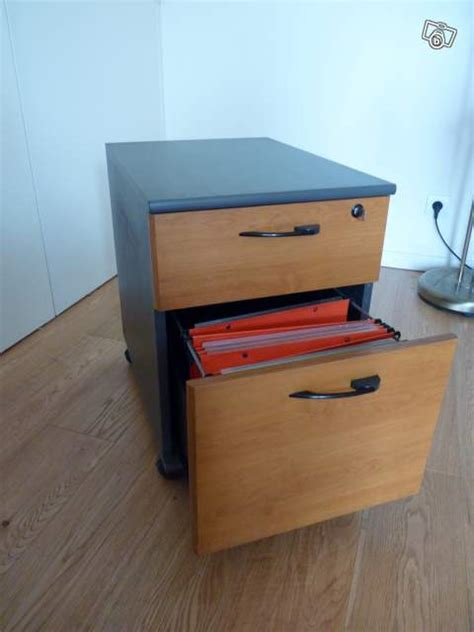 materiel bureau occasion caisson rangement bureau gimm caisson de rangement pour