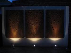 Garden Wall Art - Galleries - Overwrought Garden Art
