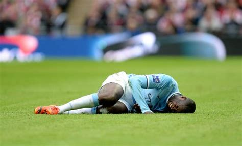 Yaya Toure Wants Leave Man City Because One Wished