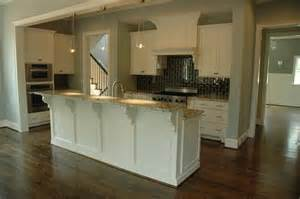 Kitchen Bar Island Kitchen W Raised Bar Island Decorating Cabinets Offices And Bar